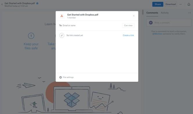 Google Drive, Apple iCloud và Dropbox: nền tảng lưu trữ đám mây nào tốt nhất? ảnh 10