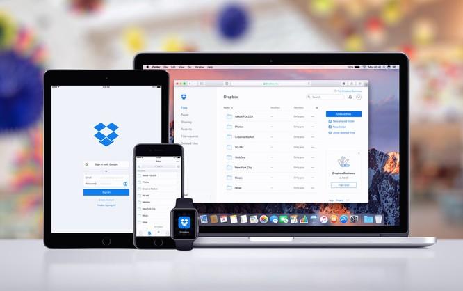 Google Drive, Apple iCloud và Dropbox: nền tảng lưu trữ đám mây nào tốt nhất? ảnh 4