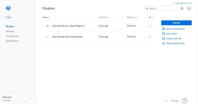 Google Drive, Apple iCloud và Dropbox: nền tảng lưu trữ đám mây nào tốt nhất? ảnh 7