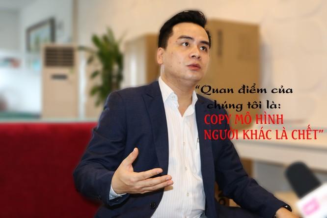 """Gặp gỡ CEO startup Việt vừa nhận khoản tài trợ từ Google, nghe anh kể chuyện """"copy người khác là chết""""! ảnh 1"""