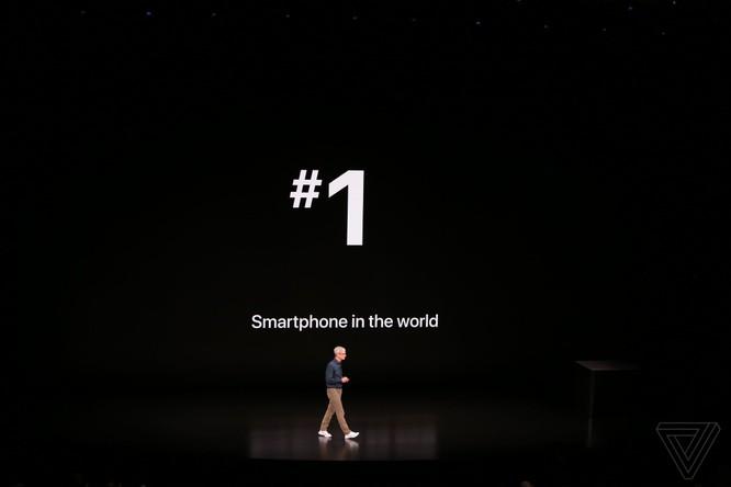 Bộ 3 iPhone 2018 đã ra mắt: không có nhiều khác biệt với tin đồn, nhiều màu sắc, giá khởi điểm từ 749 USD ảnh 25
