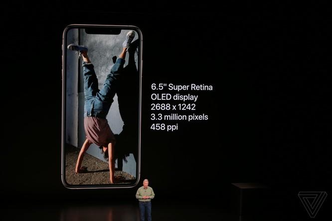 Bộ 3 iPhone 2018 đã ra mắt: không có nhiều khác biệt với tin đồn, nhiều màu sắc, giá khởi điểm từ 749 USD ảnh 33