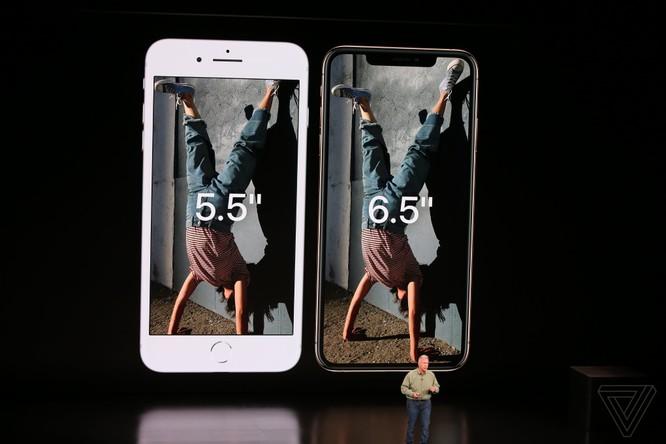 Bộ 3 iPhone 2018 đã ra mắt: không có nhiều khác biệt với tin đồn, nhiều màu sắc, giá khởi điểm từ 749 USD ảnh 34