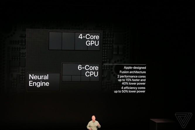 Bộ 3 iPhone 2018 đã ra mắt: không có nhiều khác biệt với tin đồn, nhiều màu sắc, giá khởi điểm từ 749 USD ảnh 37