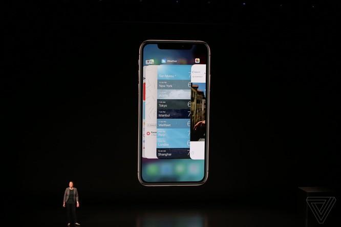 Bộ 3 iPhone 2018 đã ra mắt: không có nhiều khác biệt với tin đồn, nhiều màu sắc, giá khởi điểm từ 749 USD ảnh 40