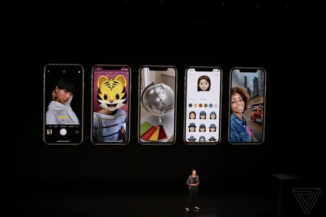 Bộ 3 iPhone 2018 đã ra mắt: không có nhiều khác biệt với tin đồn, nhiều màu sắc, giá khởi điểm từ 749 USD ảnh 41