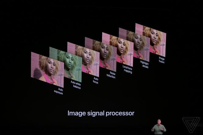 Bộ 3 iPhone 2018 đã ra mắt: không có nhiều khác biệt với tin đồn, nhiều màu sắc, giá khởi điểm từ 749 USD ảnh 46