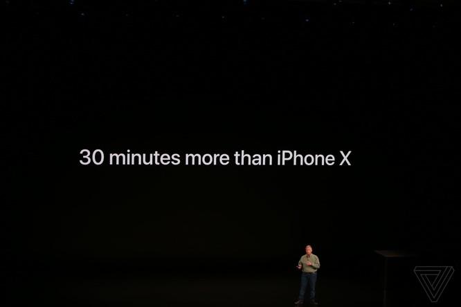Bộ 3 iPhone 2018 đã ra mắt: không có nhiều khác biệt với tin đồn, nhiều màu sắc, giá khởi điểm từ 749 USD ảnh 53