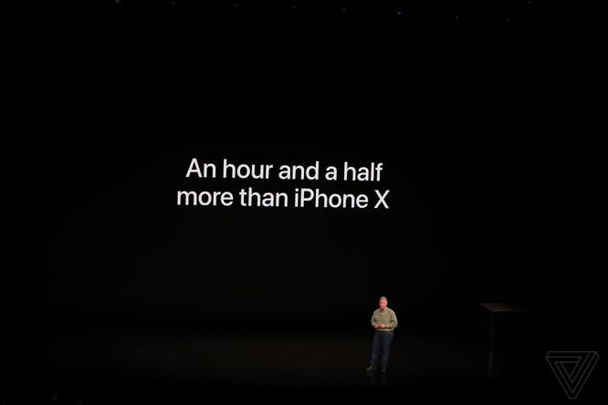 Bộ 3 iPhone 2018 đã ra mắt: không có nhiều khác biệt với tin đồn, nhiều màu sắc, giá khởi điểm từ 749 USD ảnh 54