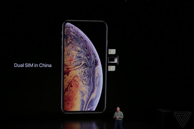 Bộ 3 iPhone 2018 đã ra mắt: không có nhiều khác biệt với tin đồn, nhiều màu sắc, giá khởi điểm từ 749 USD ảnh 56