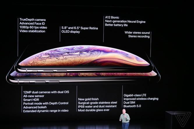 Bộ 3 iPhone 2018 đã ra mắt: không có nhiều khác biệt với tin đồn, nhiều màu sắc, giá khởi điểm từ 749 USD ảnh 57