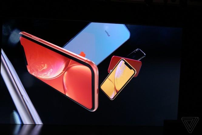 Bộ 3 iPhone 2018 đã ra mắt: không có nhiều khác biệt với tin đồn, nhiều màu sắc, giá khởi điểm từ 749 USD ảnh 59