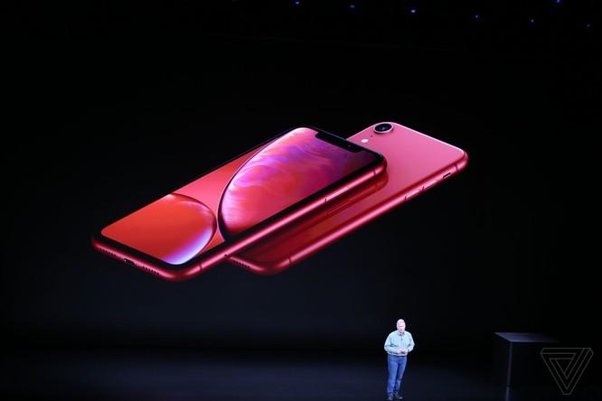 Bộ 3 iPhone 2018 đã ra mắt: không có nhiều khác biệt với tin đồn, nhiều màu sắc, giá khởi điểm từ 749 USD ảnh 61