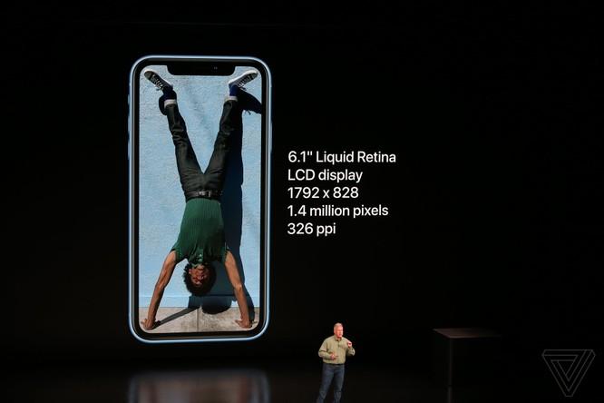 Bộ 3 iPhone 2018 đã ra mắt: không có nhiều khác biệt với tin đồn, nhiều màu sắc, giá khởi điểm từ 749 USD ảnh 62