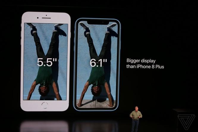 Bộ 3 iPhone 2018 đã ra mắt: không có nhiều khác biệt với tin đồn, nhiều màu sắc, giá khởi điểm từ 749 USD ảnh 63