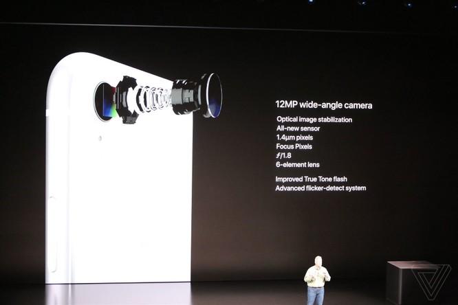 Bộ 3 iPhone 2018 đã ra mắt: không có nhiều khác biệt với tin đồn, nhiều màu sắc, giá khởi điểm từ 749 USD ảnh 66