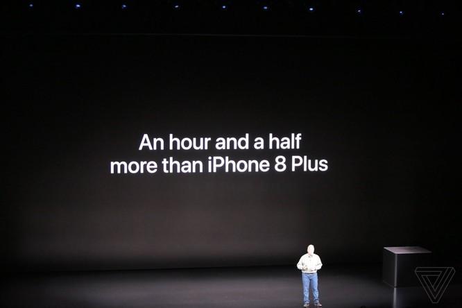 Bộ 3 iPhone 2018 đã ra mắt: không có nhiều khác biệt với tin đồn, nhiều màu sắc, giá khởi điểm từ 749 USD ảnh 68