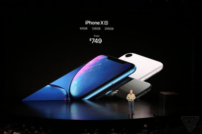 Bộ 3 iPhone 2018 đã ra mắt: không có nhiều khác biệt với tin đồn, nhiều màu sắc, giá khởi điểm từ 749 USD ảnh 70