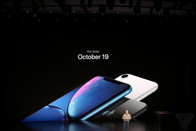 Bộ 3 iPhone 2018 đã ra mắt: không có nhiều khác biệt với tin đồn, nhiều màu sắc, giá khởi điểm từ 749 USD ảnh 71