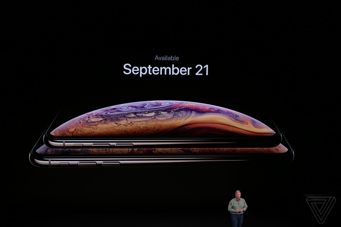 Bộ 3 iPhone 2018 đã ra mắt: không có nhiều khác biệt với tin đồn, nhiều màu sắc, giá khởi điểm từ 749 USD ảnh 75