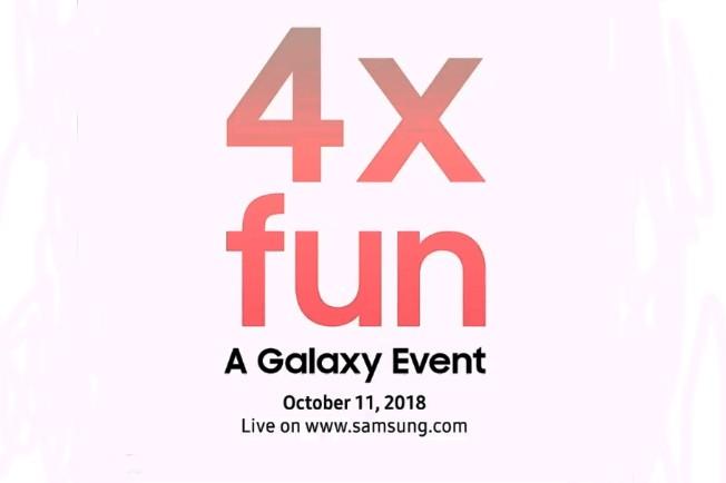 """Samsung hé lộ sự kiện """"niềm vui nhân 4"""" đầy bí ẩn vào tháng 10: trình làng điện thoại hoặc máy tính bảng có cụm 4 camera? ảnh 1"""