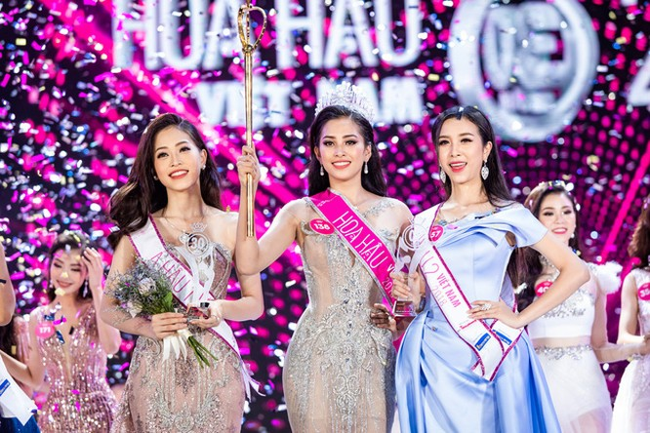 Xem lại Phần thi Ứng xử của 5 thí sinh Hoa hậu Việt Nam 2018: Hoa hậu Trần Tiểu Vy trả lời ấp úng!