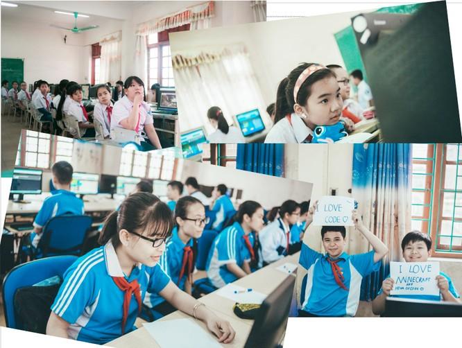 Các nhà trường phổ thông đã và đang làm gì để bảo vệ học sinh khỏi các hiểm họa khôn lường trên Internet? ảnh 3
