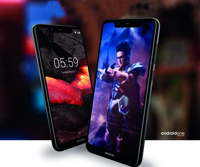 Nokia 5.1 Plus ra mắt tại Việt Nam ảnh 1