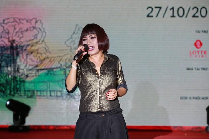 """Chương trình chiếu phim ngoài trời """"nóng"""" với """"Cô Ba Sài Gòn"""" và đạo diễn Ngô Thanh Vân ảnh 3"""