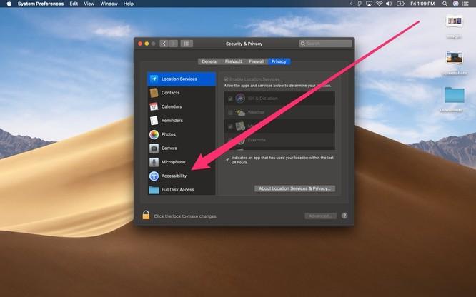 Cách khắc phục tình trạng một số app không chạy được khi cập nhật lên MacOS Mojave ảnh 4