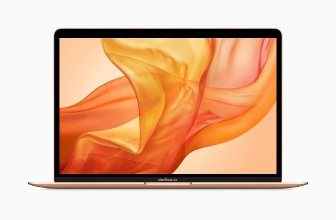 Apple công bố Macbook Air thế hệ mới với màn hình Retina và giá khởi điểm 1.199 USD ảnh 3