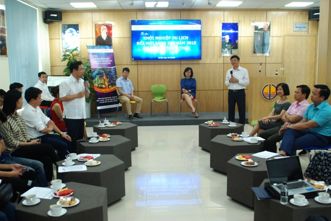 Ngày hội khởi nghiệp Thủ đô với nhiều hoạt động phong phú sẽ diễn ra vào 6/11 tới ảnh 2