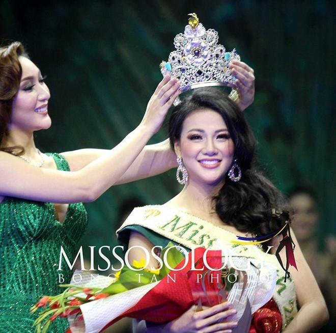 Lần đầu tiên Việt Nam đăng quang tại một cuộc thi sắc đẹp danh giá nhất thế giới ảnh 1