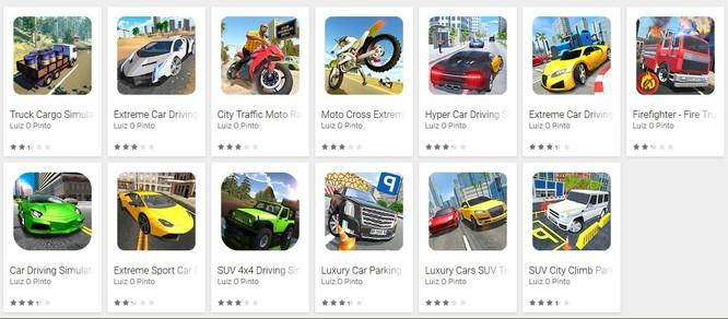 13 ứng dụng độc hại ngụy trang dưới dạng trò chơi trên Google Play ảnh 1