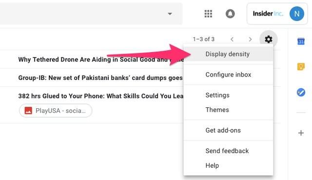 Nếu bạn ghét giao diện mới của Gmail, đây là cách để trở về giao diện cũ ảnh 2