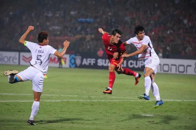 5 điều rút ra sau trận đấu Việt Nam – Cambodia ảnh 1