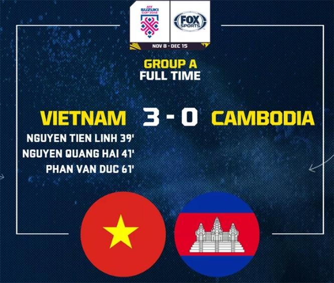 5 điều rút ra sau trận đấu Việt Nam – Cambodia ảnh 4