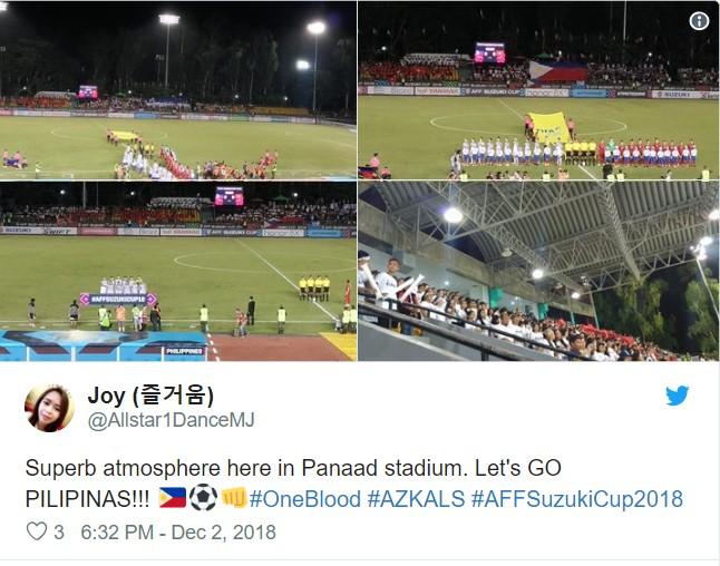 Người hâm mộ bóng đá Philippines lên Twitter ăn mừng dù thua Việt Nam ảnh 6