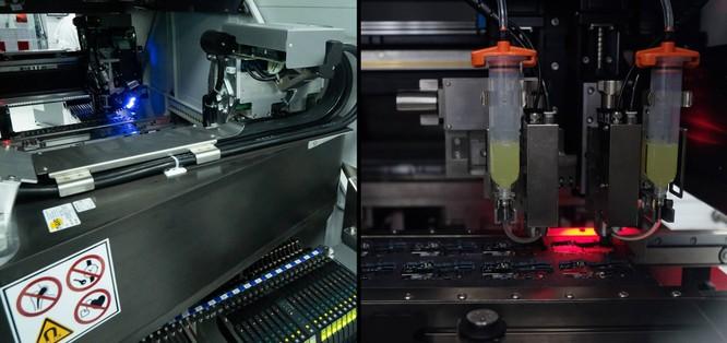 Chiêm ngưỡng hệ thống robot tại nhà máy sản xuất điện thoại VSmart ảnh 5