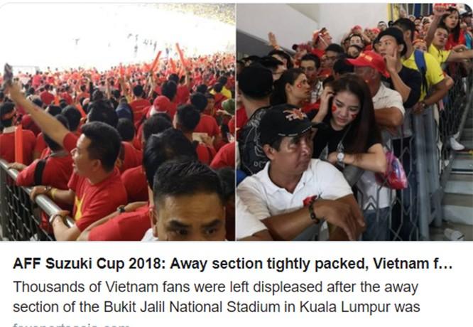 """Fox Sport chỉ ra 5 điểm nhấn trận Malaysia - Việt Nam: """"Đỗ Duy Mạnh đã không bị thẻ đỏ khi huých cùi trỏ vào Zaquan"""" ảnh 2"""