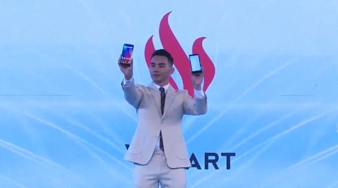 """VinSmart chính thức cho """"ra lò"""" 4 mẫu điện thoại đầu tiên thuộc phân khúc trung cấp, giá thấp nhất là 2.490.000 đồng ảnh 1"""