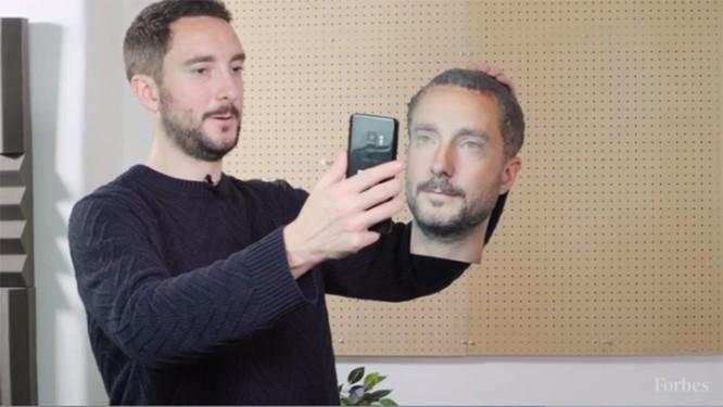 Dùng mặt nạ 3D thử mở khóa Galaxy S9, Note 9, LG G7, OnePlus 6 và iPhone X, kết quả thật bất ngờ! ảnh 1