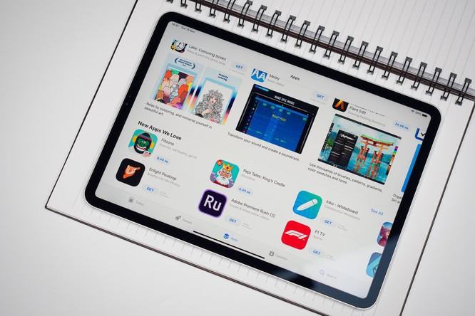 Thiết kế iPad mini 5 được hé lộ qua một chiếc ốp lưng silicon ảnh 2