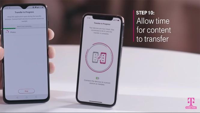 10 bước để chuyển dữ liệu từ iPhone sang điện thoại Android và ngược lại ảnh 10