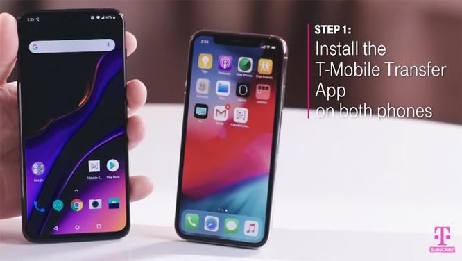 10 bước để chuyển dữ liệu từ iPhone sang điện thoại Android và ngược lại ảnh 1