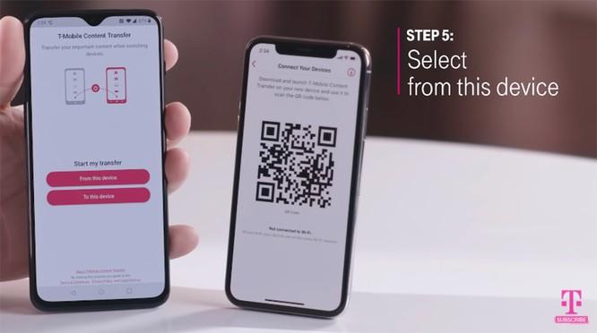 10 bước để chuyển dữ liệu từ iPhone sang điện thoại Android và ngược lại ảnh 5