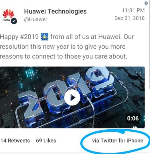 """Huawei trừng phạt 2 nhân viên cao cấp vì """"làm tổn hại đến hình ảnh tập đoàn"""" ảnh 1"""