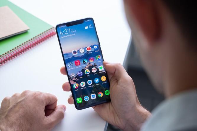 5 điểm đáng yêu và 5 điểm trừ của Huawei Mate 20 Pro ảnh 7