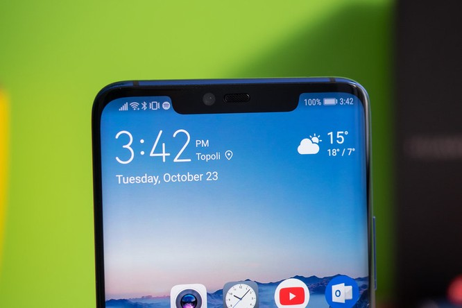 5 điểm đáng yêu và 5 điểm trừ của Huawei Mate 20 Pro ảnh 8