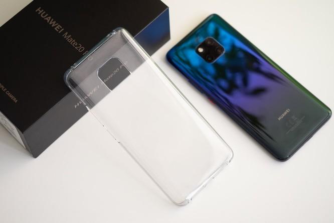 5 điểm đáng yêu và 5 điểm trừ của Huawei Mate 20 Pro ảnh 5